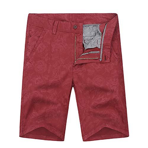 Amor Baby Kostüm Jungen - Herren Laufen Board Shorts mit einstellbare, Slim fit Schnitt Besonders weich und bequem Herren Sweatshorts Kurze Hose,Multi-Bag aus gewaschener Baumwolle mit dünnem Querschnitt 1 31