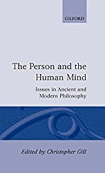 The Person and the Human Mind: Issues in Ancient and Modern Philosophy