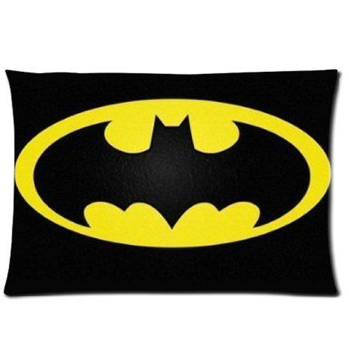 Batman Joker humoristique Heroes Superhero Amazing Marvel DC Comics Dessin animé Unique Taie d'oreiller personnalisée zippée Lovely Taie d'oreiller 20x 30(Twin sides) souple avec couvre-lit Coussin populaire Coton durable DIY Coque Meilleur Creative Cadeau personnalisé rétro migno