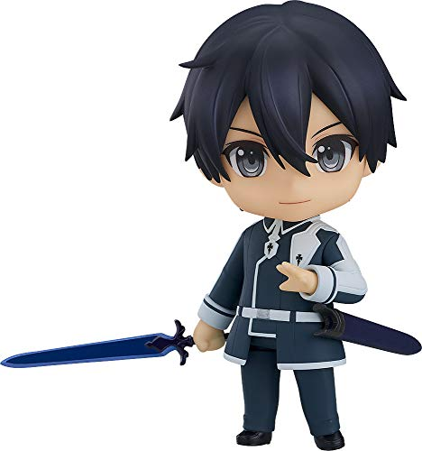 Good Smile Sword Art Online Alicization Kirito (Elite Disciple Version) Nendoroid Action Figure