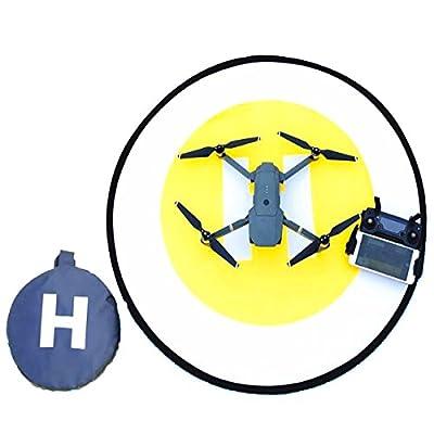 Landing Pad Helipad for DJI Mavic Pro SPARK Inspire 1 / 2 phantom3 / 4 UAV Universal Helipad Drone