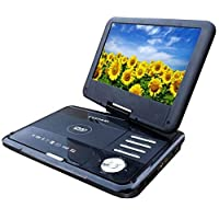 Kenuo 9.5inch Portable DVD Player with game, USB and all tv Function