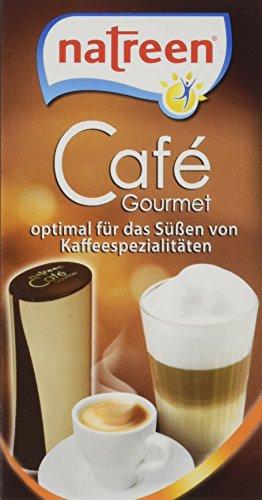 Natreen Feine Süße Café Gourmet 500er, 6er Pack (6 x 34 g) (Küche Gourmet-kaffee)
