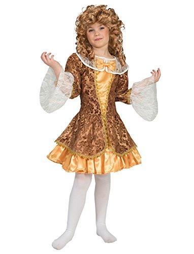 Kostüm Contessa Amadea Kind Mädchen Größe 140 Rokoko Barock Kinderkostüm Kleid Gräfin Madame...