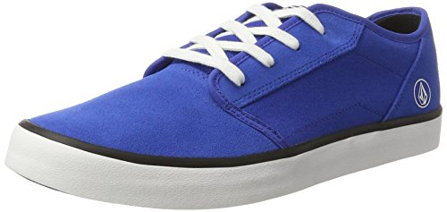 Volcom Grimm 2 Herren Skate-Schuh Blau, Chaussures de Skateboard Homme Blau (True Blue)