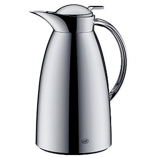 Alfi vacuum jug Gusto Arabic, 1 L, metal, 17 x 14 x 26,3 cm, Stainless Steel, chrome, 1 L