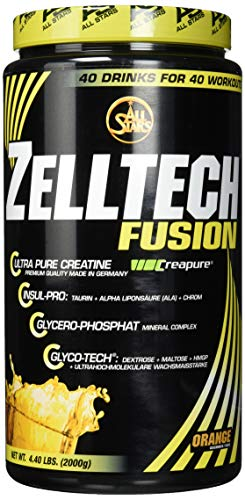 All Stars Zell Tech Fusion 2000g Dose Orange -
