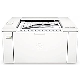 HP Laserjet Pro M102w - Impresora láser (USB 2.0, WiFi, 22 ppm, Memoria de 128 MB, Doble Cara) (B01JM2VSR0) | Amazon Products