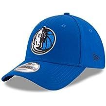 New Era 9FORTY Dallas Mavericks Baseball Cap - NBA The League - Blau 615935b50ac