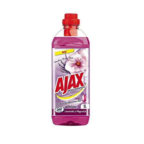 Ajax Allzweckreiniger Lavendel & Magnolie (2x 1L) -