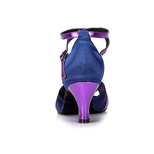 Miyoopark - Ballroom donna Navy Blue-6cm Heel