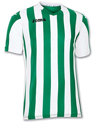 Joma Copa Maglia Uomo Multicolore (Verde/Bianco)