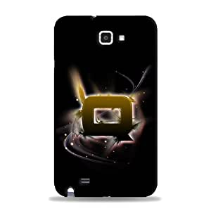 Samsung Galaxy Note printed back cover (3D)RK-AD038