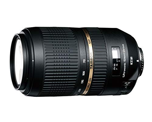 TAMRON Zoom - SP 70-300 mm F/4-5,6 Di VC USD - Monture Canon