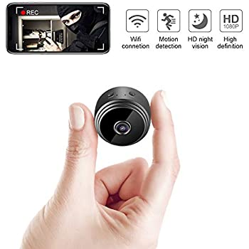 Spy Cameras Surveillance Cameras Eternal Eye Wifi Mini Spy Hidden