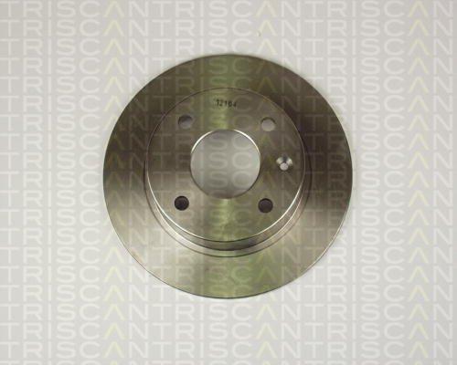 Preisvergleich Produktbild Triscan 8120 16115 Bremsscheibe