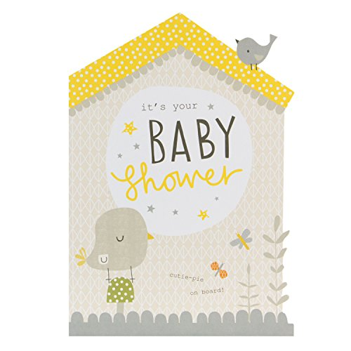 Charming Baby Shower Cards