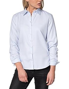 ETERNA long sleeve Blouse COMFORT FIT uni