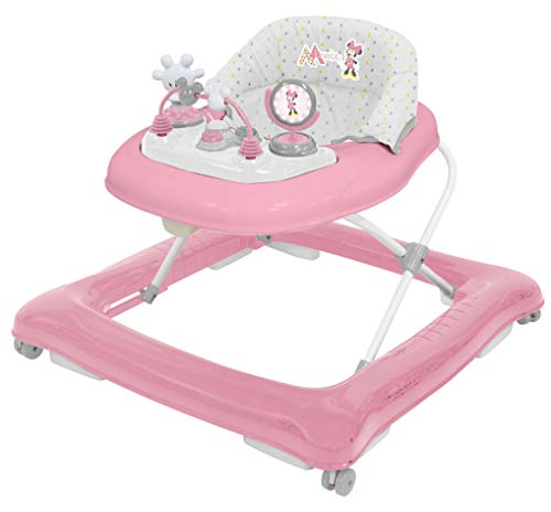 Baby Minnie Geo - Andador disney minnie geo, niñas, color rosa