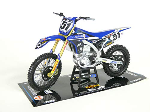 New Ray 49513 - Moto en Miniatura, Multicolor