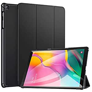 "ProElite Smart Flip case Cover for Samsung Galaxy Tab S5e 10.5"" SM-T720/SM-T725 [Black]"