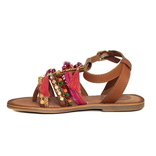 Gioseppo Scotia Damen Stiefel mehrfarbig