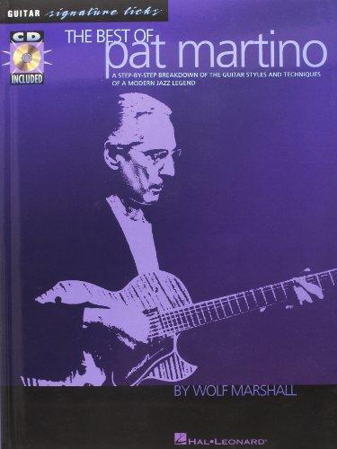 Martino Pat Best Of Signature Licks Guitar Tab + Cd