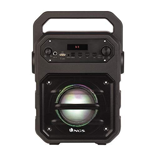 NGS Roller Drum - Altavoz Bluetooth portátil