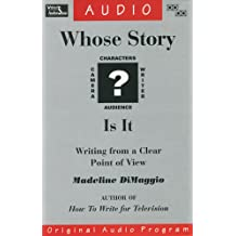 Whose Story Is It?: Writing from a Clear Point of View