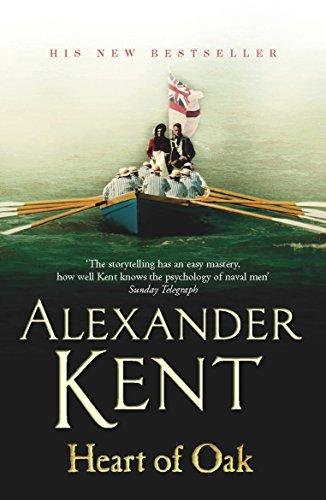 Heart Of Oak (Richard Bolitho) por Alexander Kent