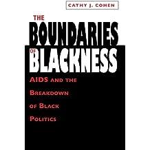 The Boundaries of Blackness – AIDS & the Breakdown of Black Politics