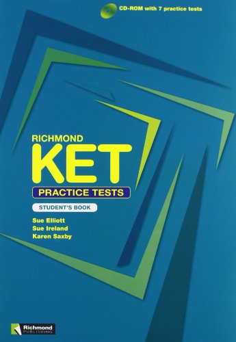 Richmond Ket Practice Tests Student'S Pack Richmond