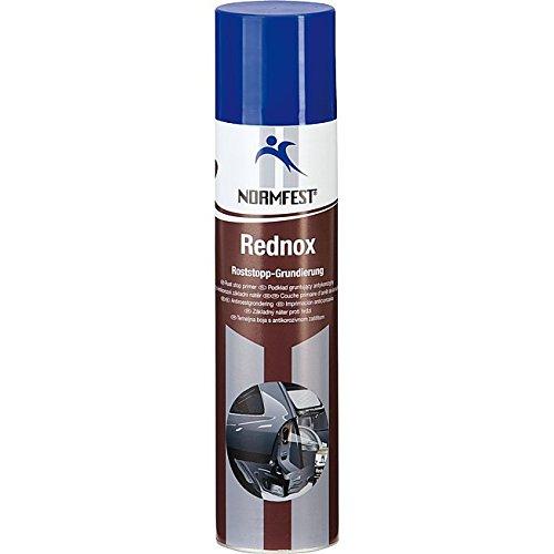 Preisvergleich Produktbild Normfest Rednox Roststopp-Grundierung Spray 2 Dosen 400 ml