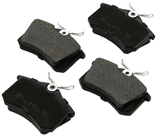 ABS All Brake Systems bv 36623/1 Pastiglie freno