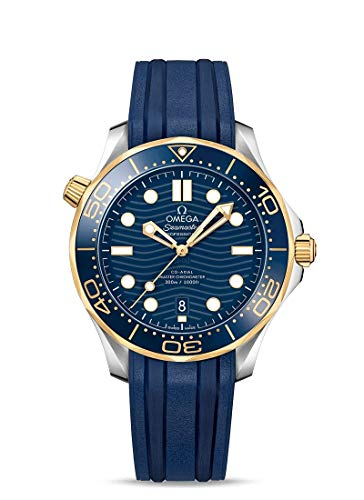 Omega seamaster Diver 300 m Co-Axial Master Chronometer 42 mm Herrenuhr