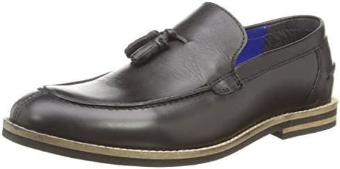 Red Tape Sligo - Zapatos sin Cordones de Otra Piel Hombre
