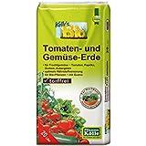Bio Tomaten- und Gemüseerde torffrei 20 Liter – Kokosmark, Holzfaser, Kompost – Spezialerde ohne Torf in Bio-Qualität – biologisches Naturprodukt – Gärtnerqualität von Kölle's Bio
