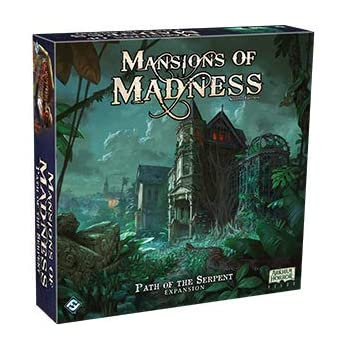 Mansions Of Madness 2nd Edition Sanctum Of Twilight Exp Board Game Bundle Games Toys Games