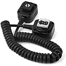 Pixel FC-311 3.6M Cable ETTL Cable TTL para Canon EOS DSLR Flash 580EX II 550EX 430EX II 420EX 380EX sustituye a OC-E3b