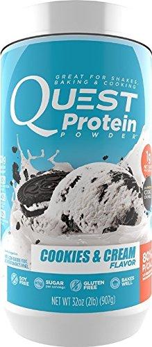 Preisvergleich Produktbild Quest Nutrition Quest Protein Powder 907 g Cookies & Cream