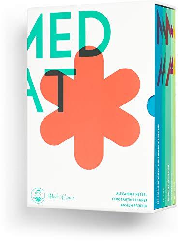 MedAT 2020 / 2021 I Kompendium zur Vorbereitung auf den Medizintest in Österreich I Vorbereitungs-Buchbox mit 5 Lehrbüchern I Inkl. Leitfaden, Übungsaufgaben und Lernplan