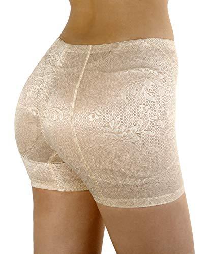 17ca83660 Sodacoda Boyshort Foam Padded Hip   Butt Enhancer with Tummy Control  Lowrise to Midrise Style (