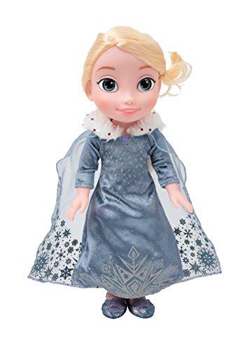 Giochi Preziosi - Frozen Bambola Elsa Cantante con Vestito Che Si Illumina