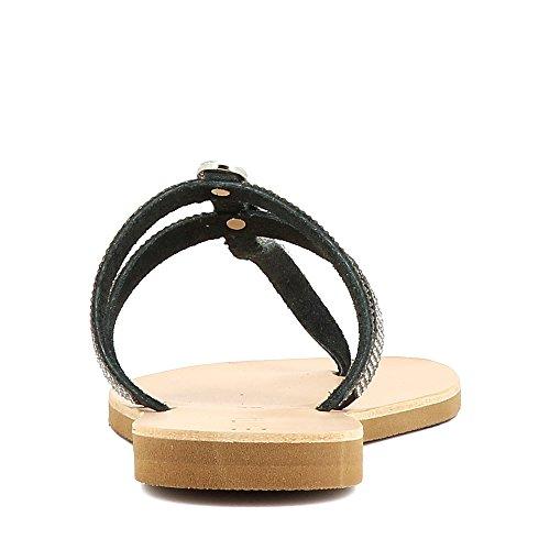 Evita Shoes Greta, Sandali donna Nero