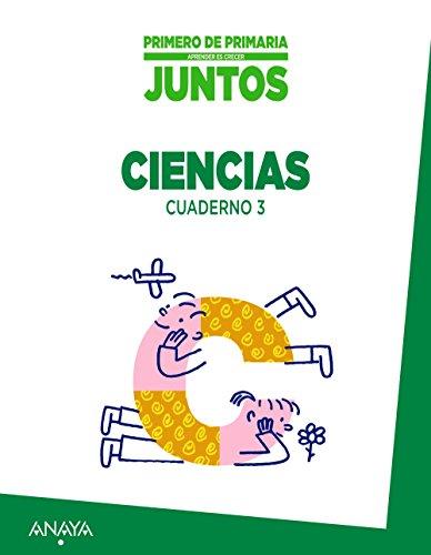 Aprender Es Crecer Juntos. Cuaderno De Ciencias 3 - 9788467863109