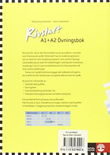 Rivstart A1+A2 Neu: Övningsbok: Alle Infos bei Amazon