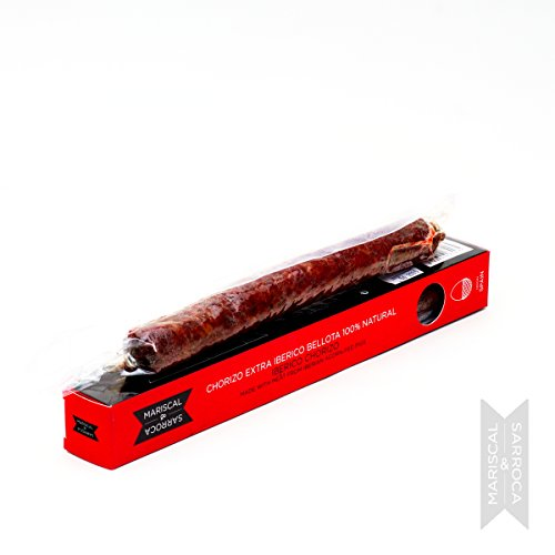 Chorizo vela extra iberico bellota 100% natural -200g Mariscal & Sarroca