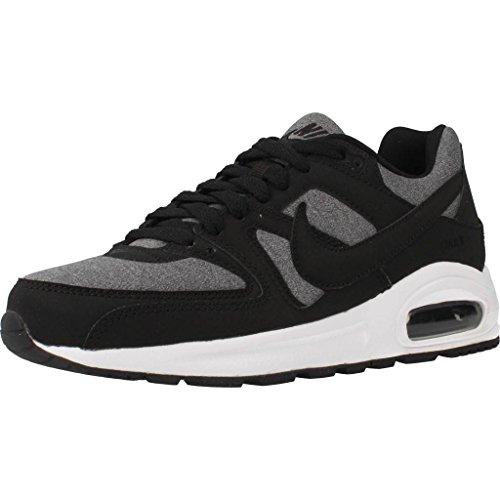 Nike Air Max Command Flex (Gs), Chaussures de Running Entrainement Homme Noir