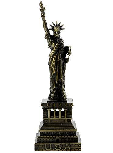 die Freiheitsstatue Dekorationen aus Metall, Freiheit uns Symbol, Büro & Heim-Kunstwerk (Freiheitsstatue Kostüm Kind)