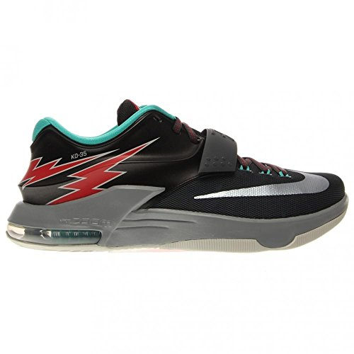 Nike KD VII Classic Charcoal/Light Retro/Dove Grey